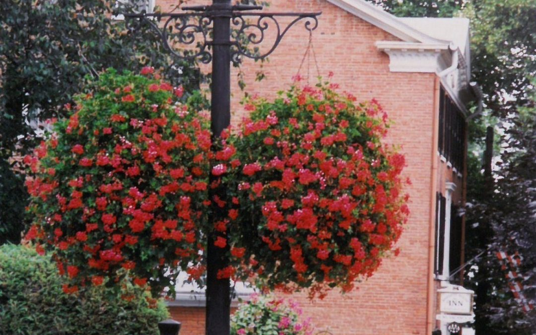 The Clark Foundation and Village of Cooperstown Beautification Contest