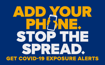 Download the COVID Alert NY app today