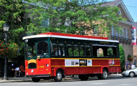 Trolley Advertising